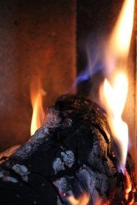 Ogień