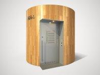Toalety publiczne wandaloodporne od Hamster Polska