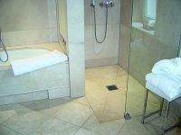 Prysznicowe odwodnienie